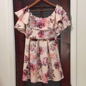 Off the Shoulder Dress (UNWORN)